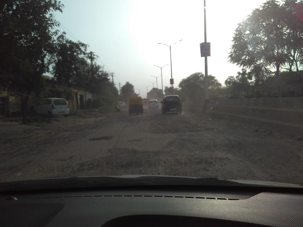 Pataudi Road to Dwarka Expressway
