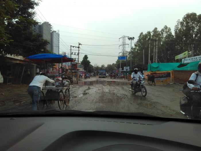 Chauma village on Dwarka Expressway