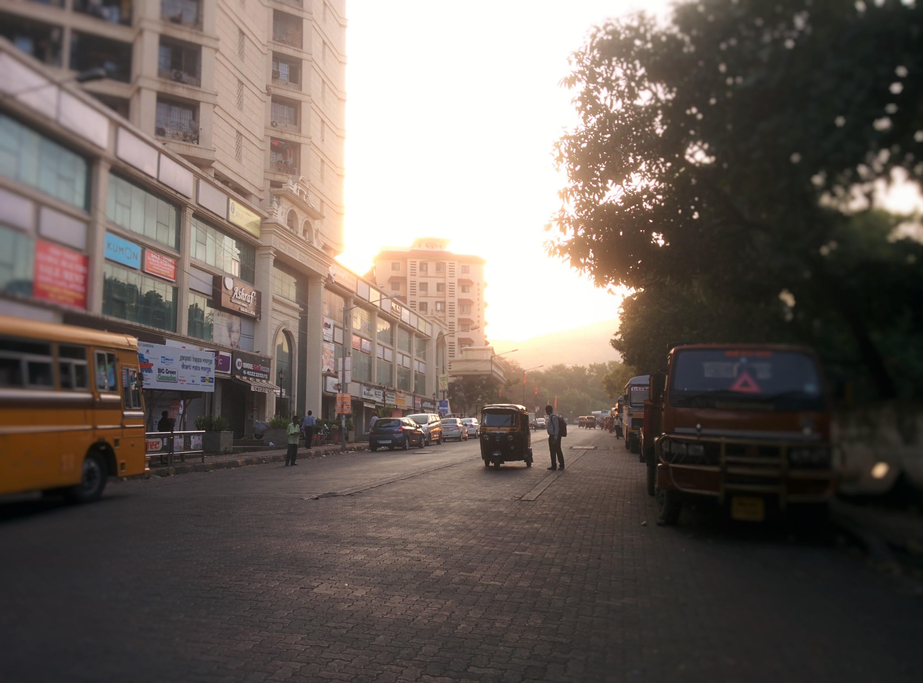 Markets at Hiranandani Powai