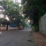 Raheja Vihar Road Entrance from Chandivali Farm Road