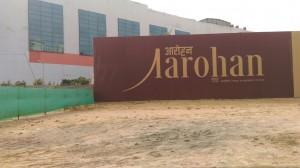 Vipul Aarohan project site