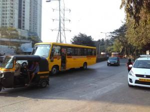 Goregaon Mulund Link Road In Front of Wadhwa Atmosphere, Mumbai