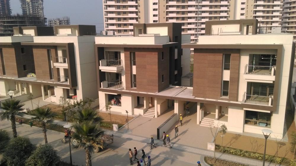 Villas at Sobha International City