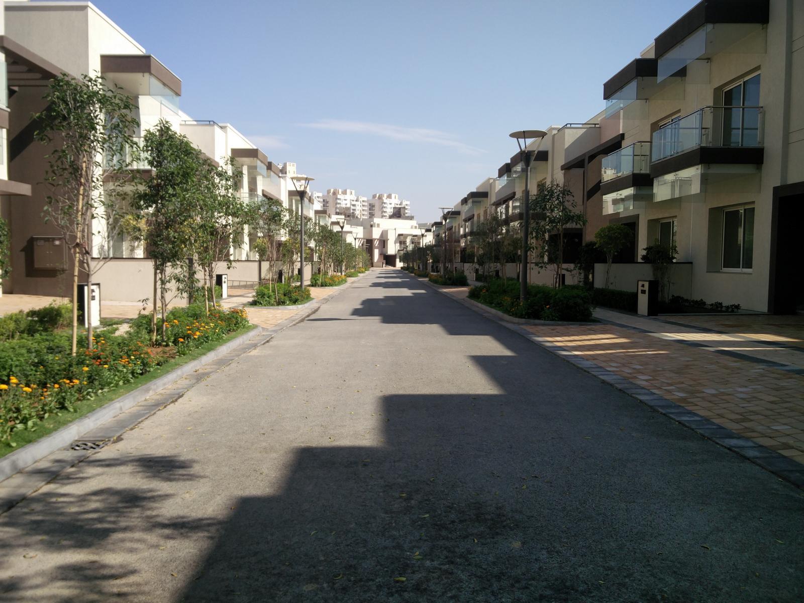 Symmetry at Sobha International City Row Houses