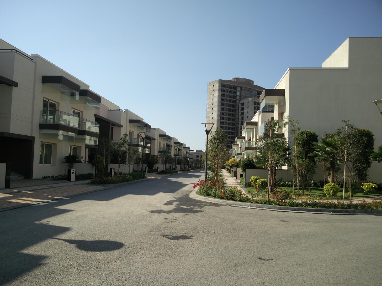 Sobha International City Row Houses : Beautifully planned