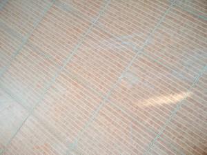 2mm gap between the tiles