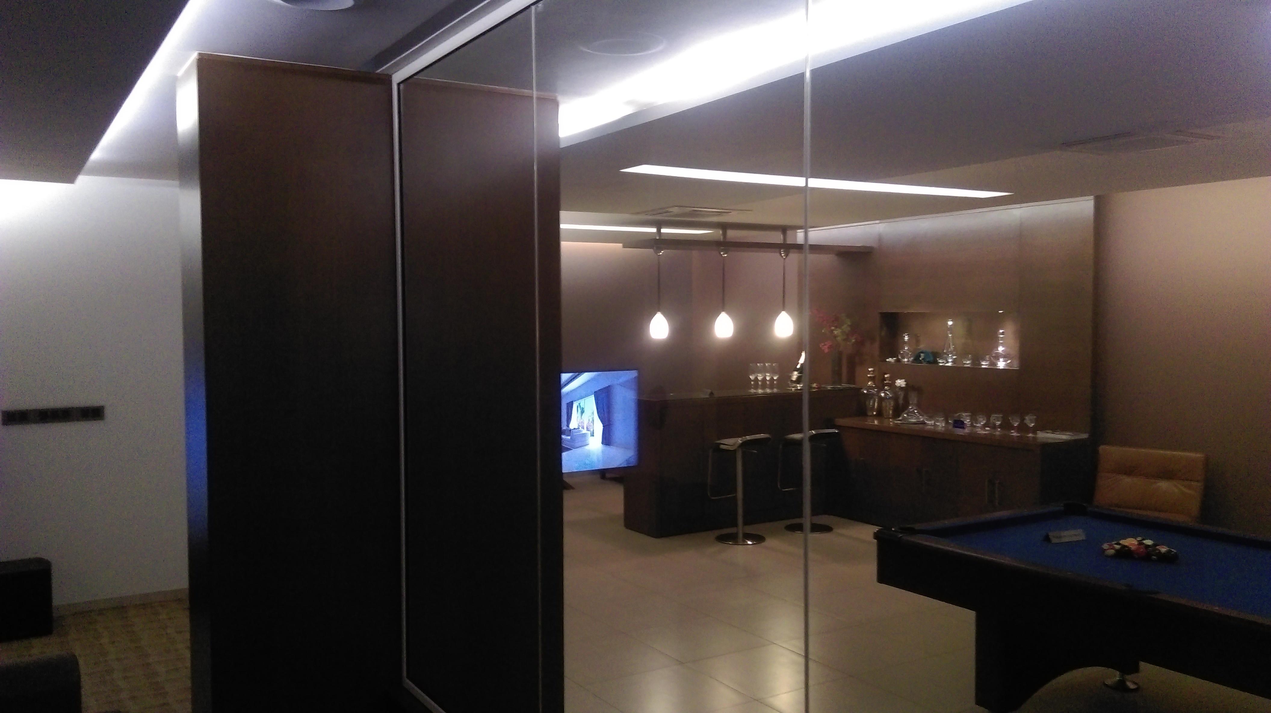 Multi purpose basement at Sobha International City