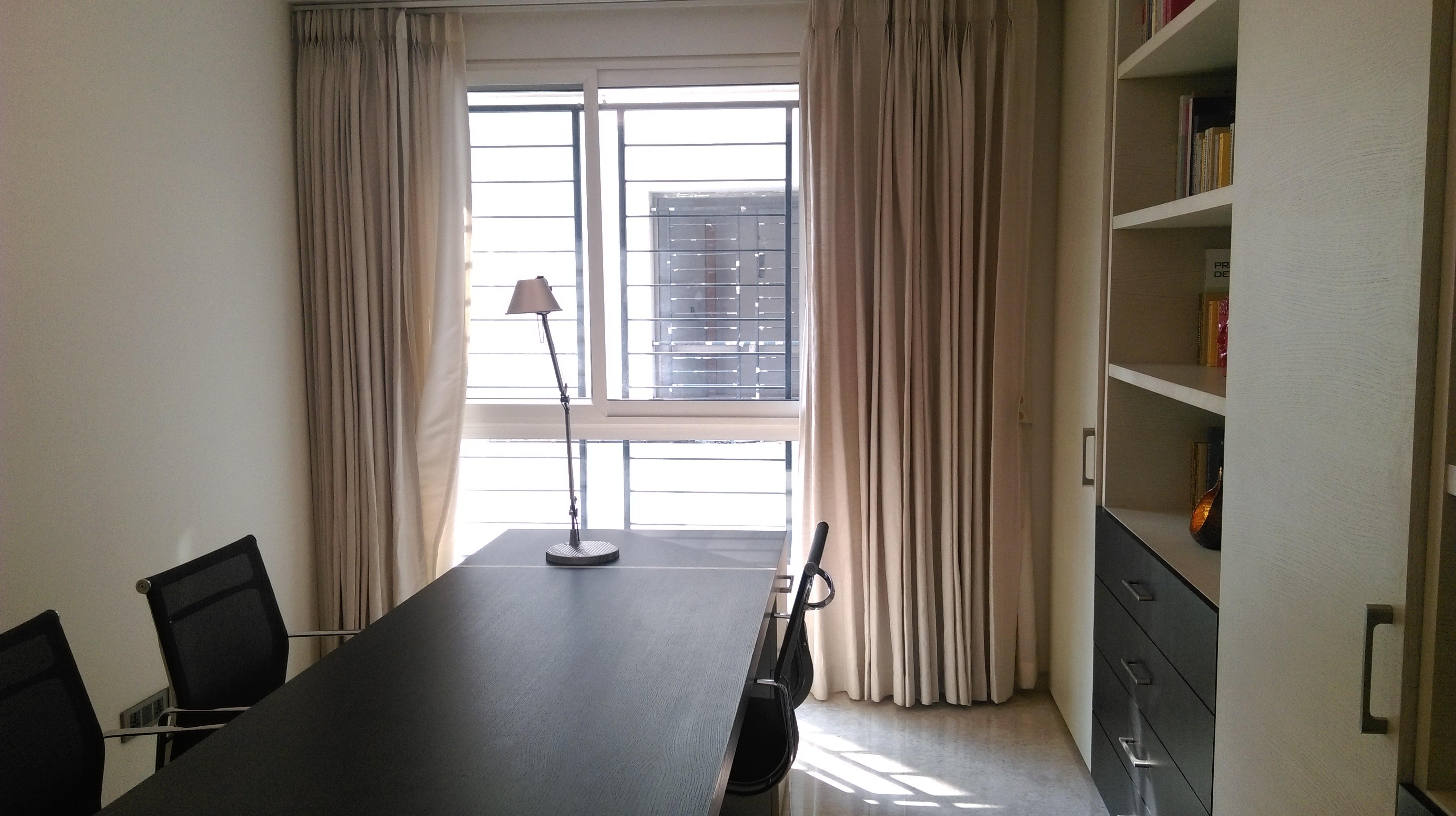 Study Area at Sobha International City Presidential Villa