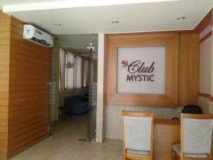 Eldeco Mystic Green functional Club house