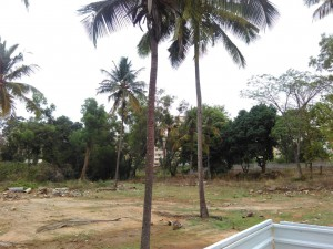 View of Godrej Eternity project Site