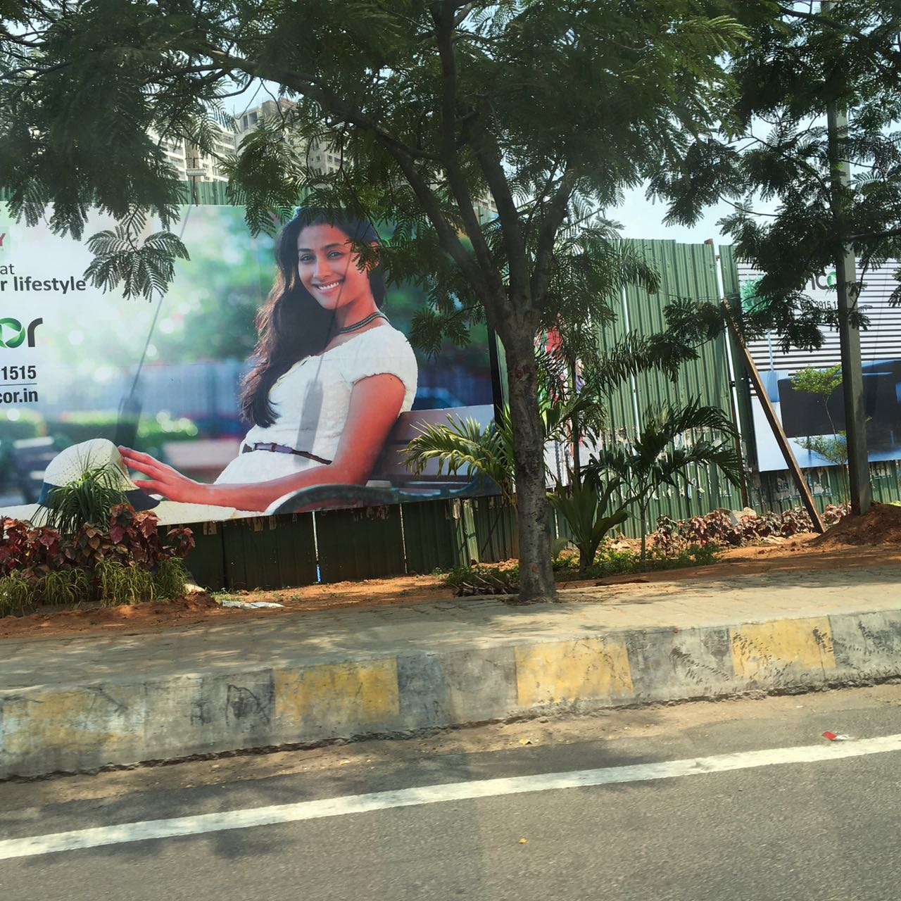 Incor One City project site location @ Kukatpally, Hyderabad