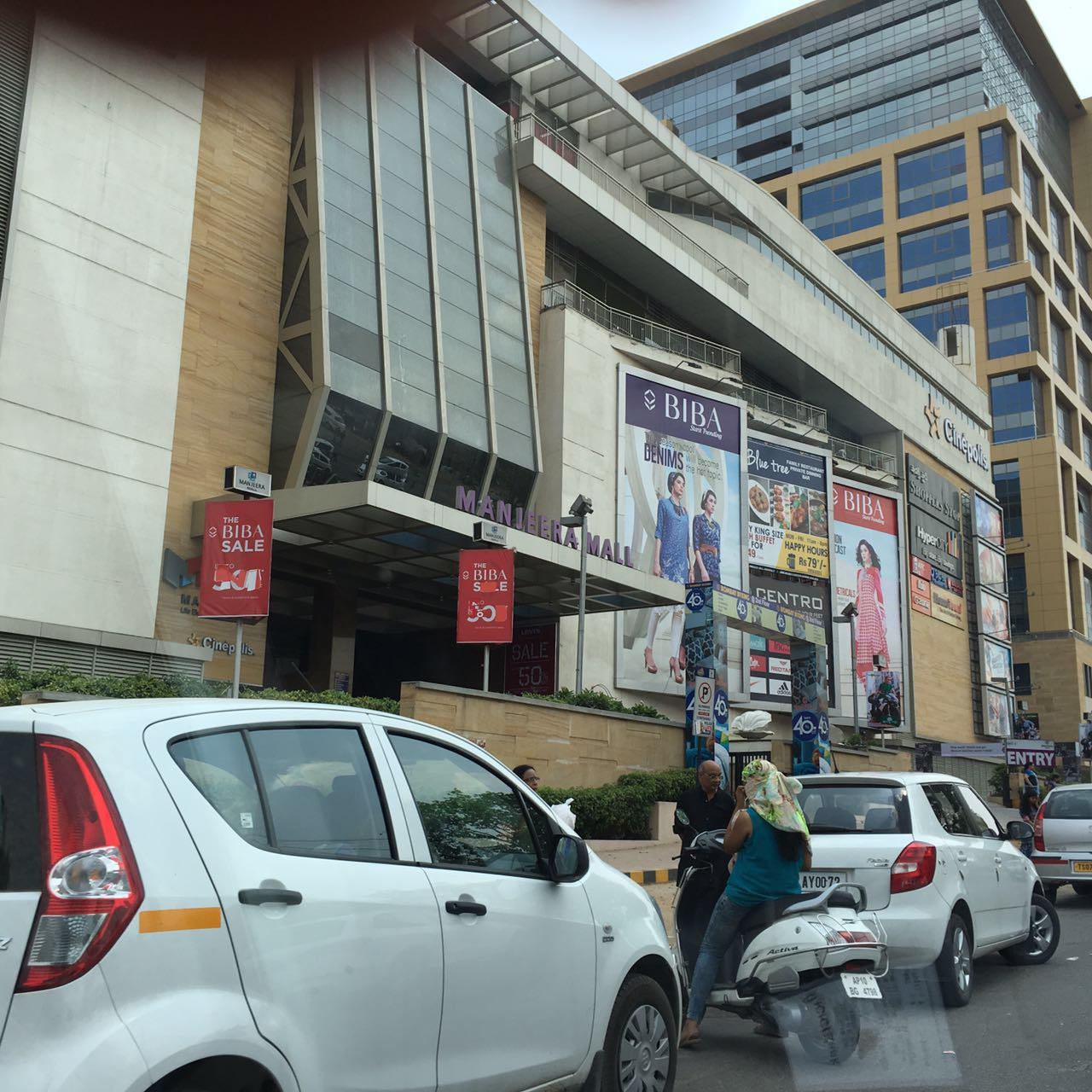 Manjeera Mall @ Kukatpally, Hyderabad