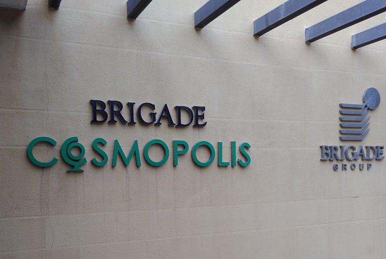 Marketing office, Brigade Cosmopolis