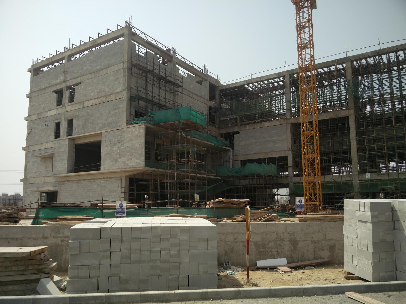 Club Building June 2016 Sobha International City
