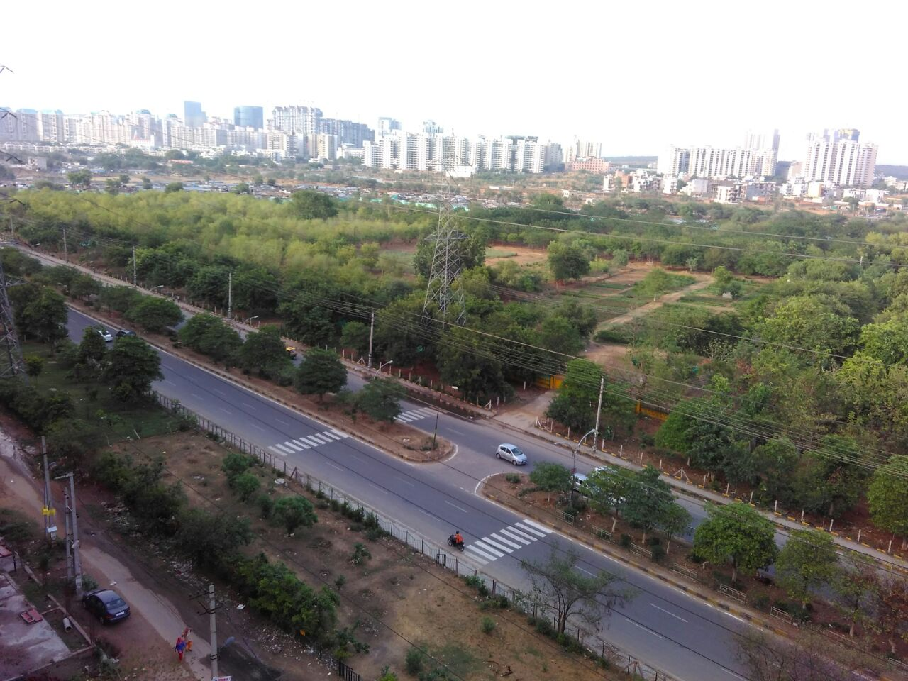 Golf Course Road Gurgaon