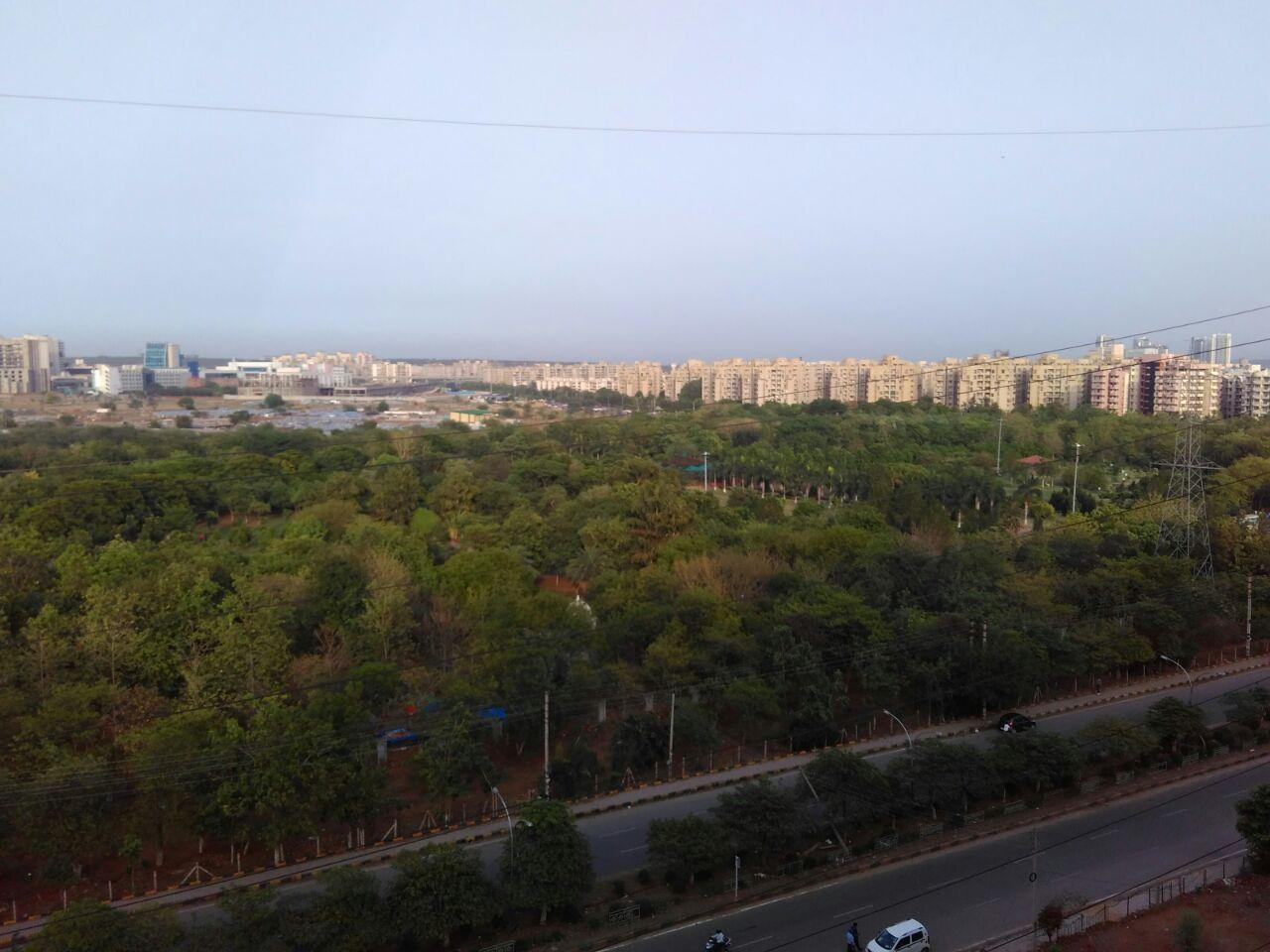 Skyline of Golf Course Road Gurgaon