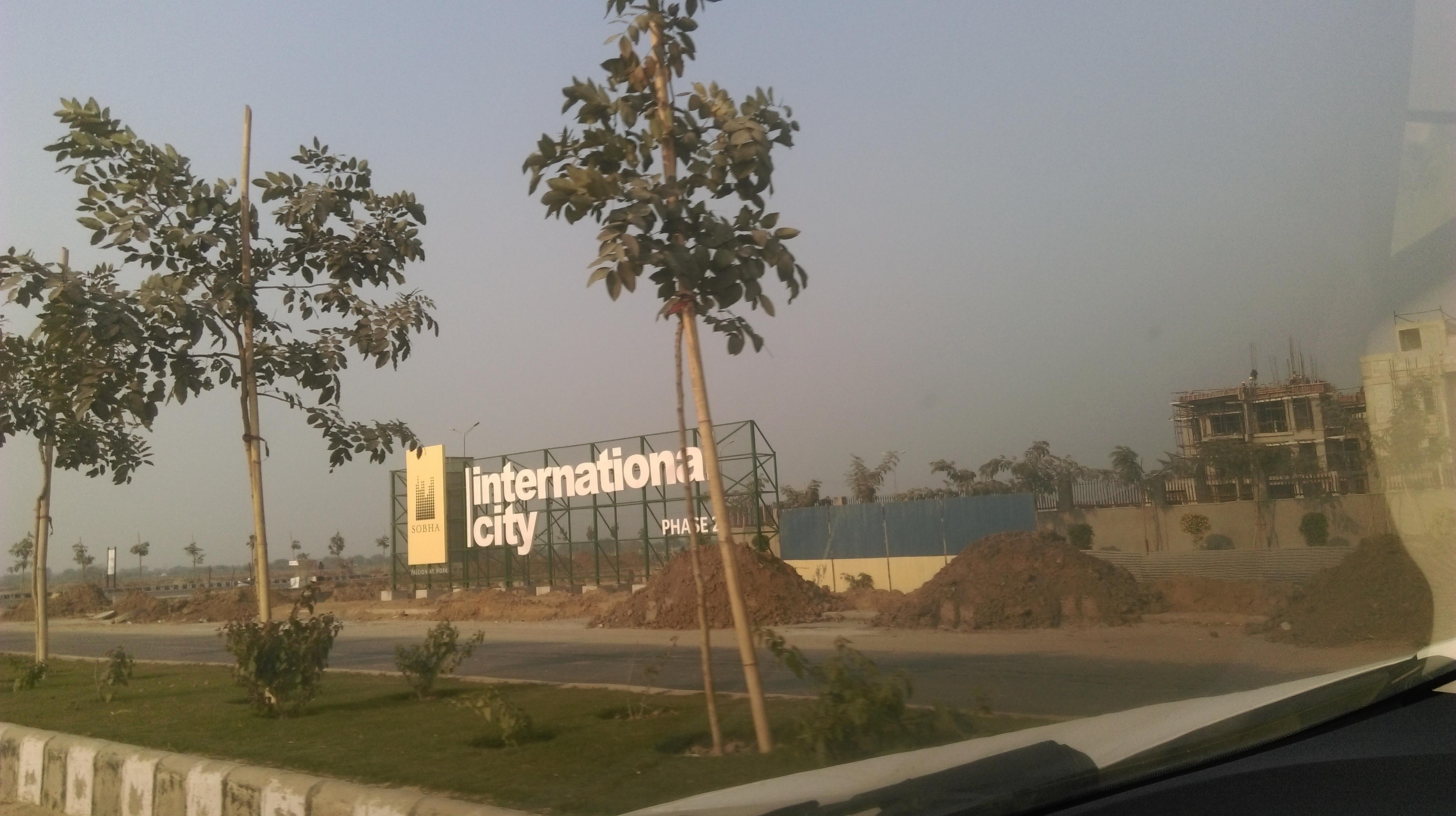 Sobha International City Phase2