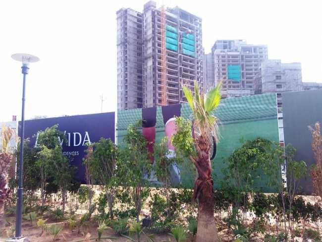 TATA La Vida and Gurgaon Gateway in background