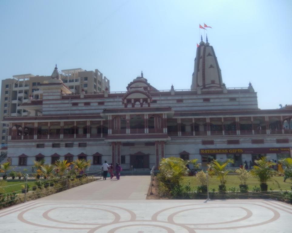 ISKCON NVCC temple in Katraj