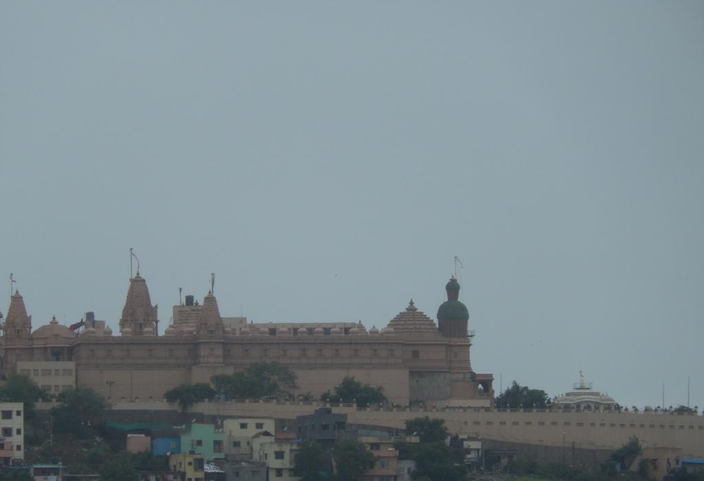 Aagam Jain temple in Katraj