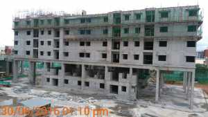 Assetz Marq phase 1 under construction(PC : Assetz Property Group)