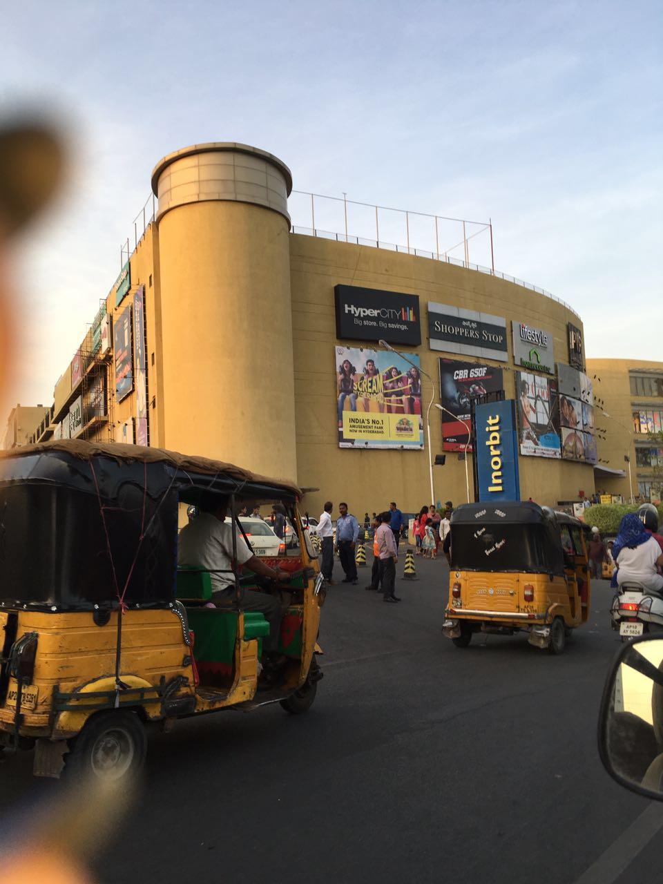 Inorbit mall, Hyderabad