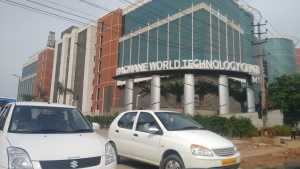 Tech Parks on the Outer Ring Road