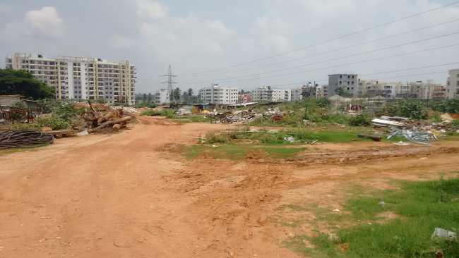 Project site of Vaswani Menlo Park - 1