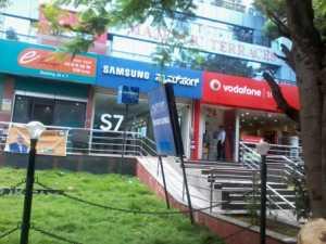 Shopping areas in Neeladri Nagar