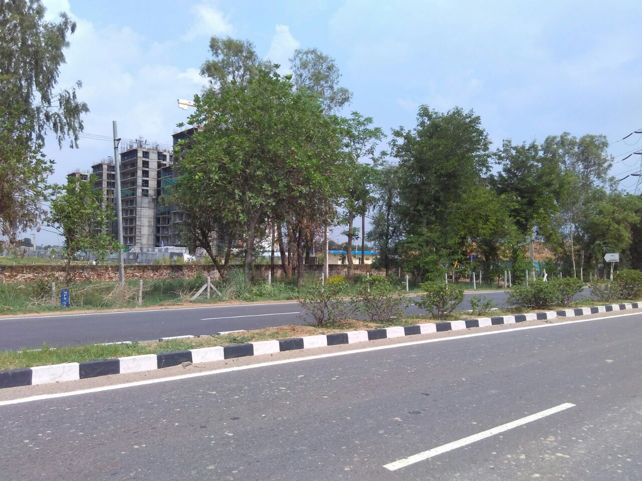 Existing connectivity to South of Gurgaon