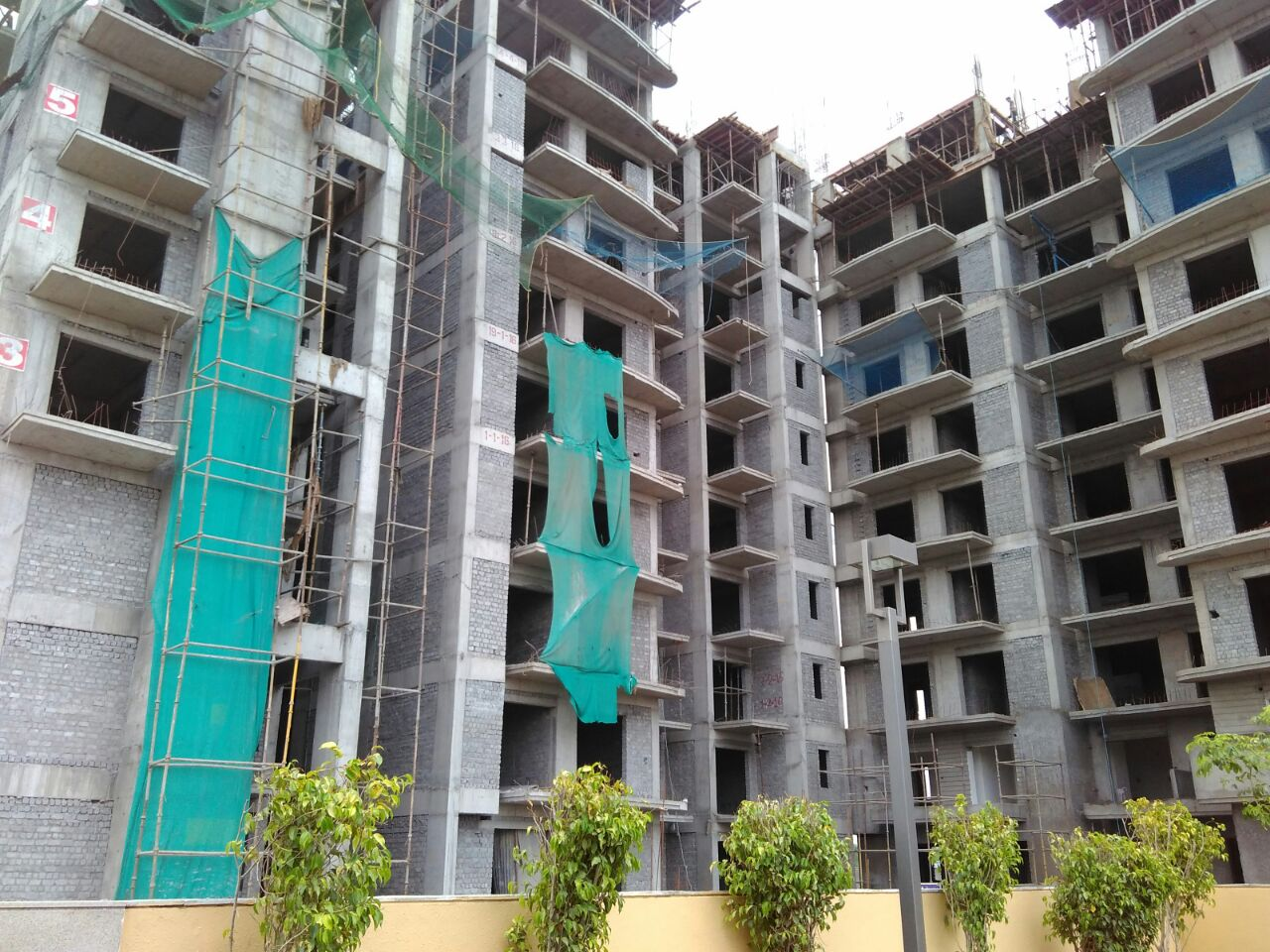 Under-construction Residential projects in South of Gurgaon