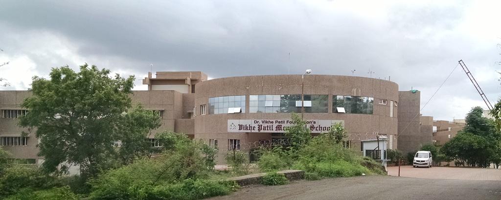Vikhe-Patil Memorial School near Wagholi