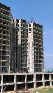 Construction status August 2016, Arete by ILD