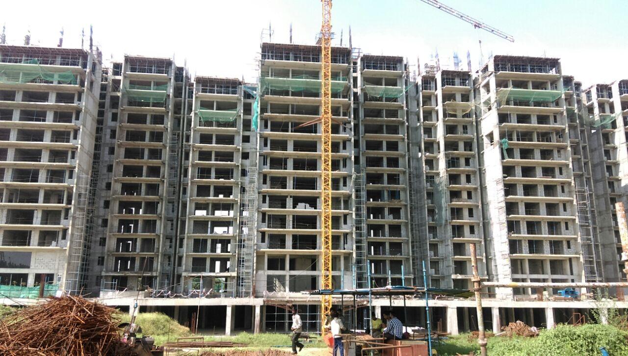 Construction status August 2016, Arete by ILD (2)
