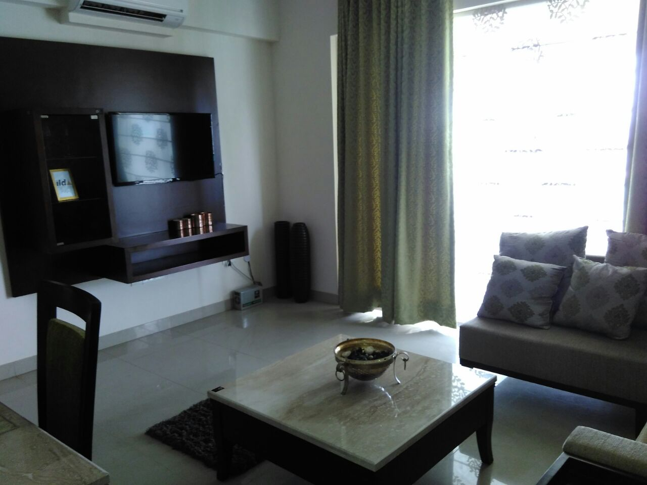 Sample apartment at Arete by ILD, August 2016