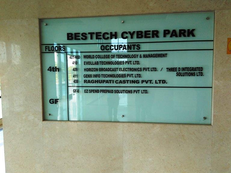 few-occupiers-at-bestech-cyber-park
