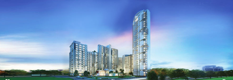 Indicative image of Godrej Icon in Gurgaon, once completed (Image source: Godrejproperties.com)
