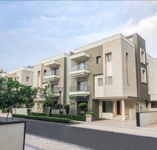Duplex at sobha international city