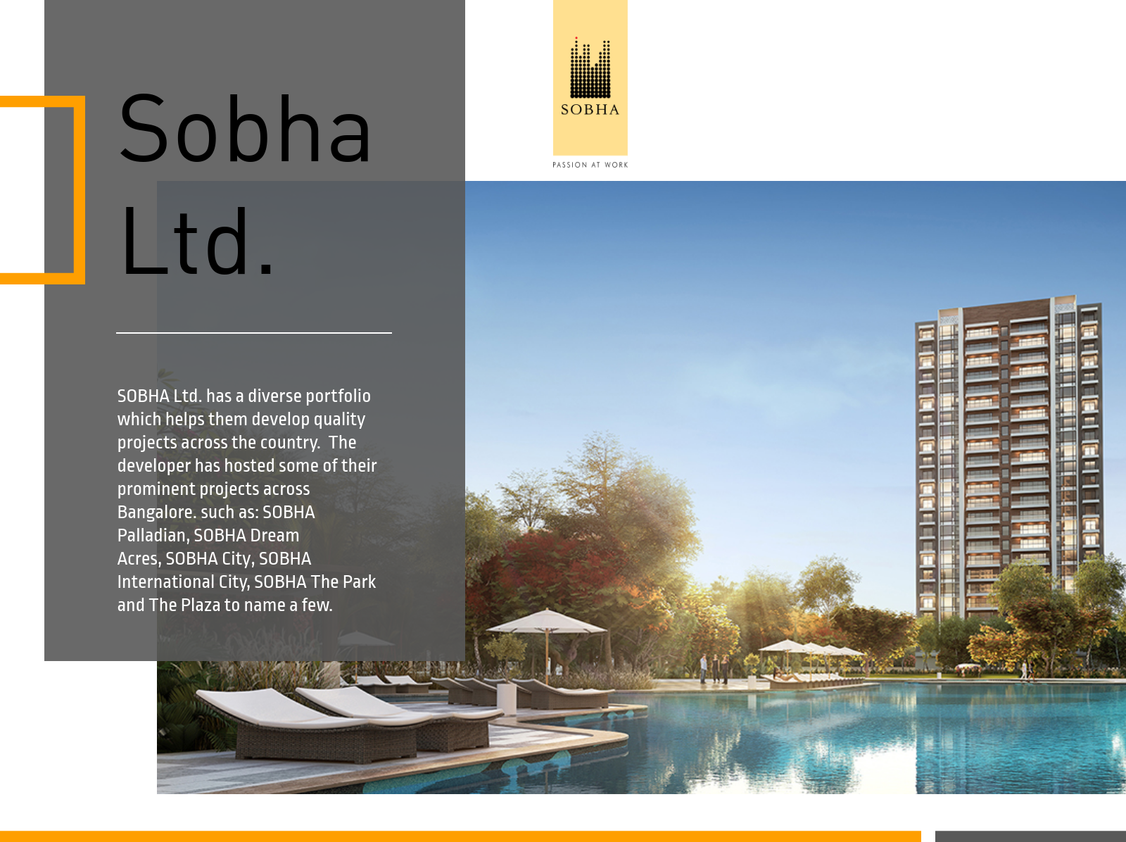 Sobha Bangalore