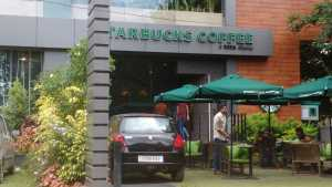 Starbucks Cafe- JP Nagar Property Market