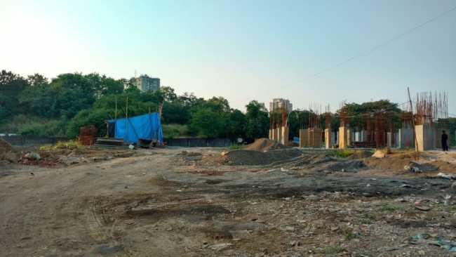 Unnathi Woods Phase 7, Ghodbunder road thane