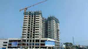 Current status of construction