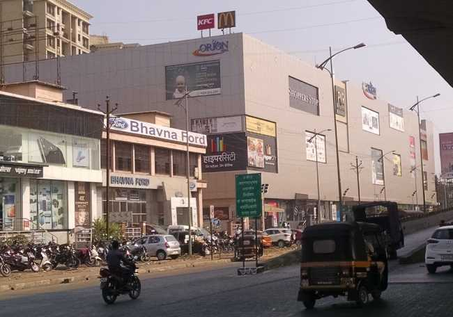 Orion Mall in Panvel