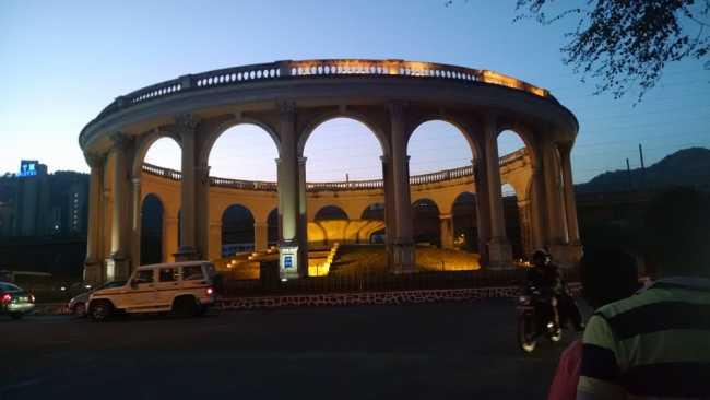 Utsav Chowk in Kharghar