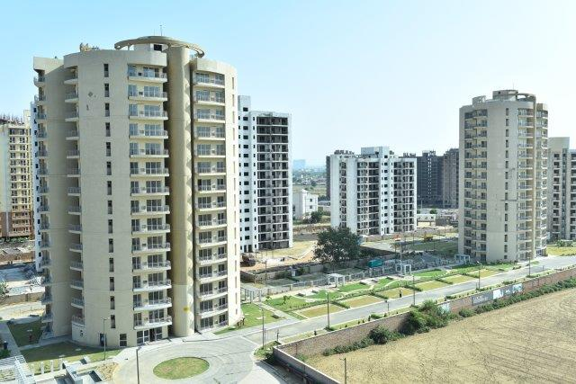 Ready towers at ILD Greens, Sector 37C, Gurgaon