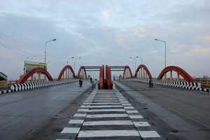 The Velachery-Tambaram link road