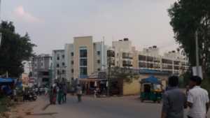 Neighbourhood in Neotown, Shriram Sumitt