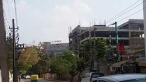 Office of Bosch near GM Infinite E-city Town