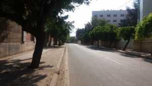 Road leading to Prestige Sunrise Park, electronic city