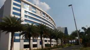 A business park coming up near GM Infinite E-city Town